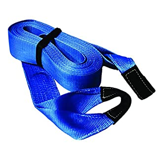 Ancra 800-440 Recovery Strap, Blue, 4