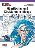 Produkt-Bild: How To Draw Manga: Oberflächen und Strukturen im Manga