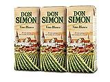 Don Simon - Vino Blanco, 3 x 187 ml
