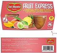 Del Monte Tropical Fruit Mix Juice, 4 x 113 gm