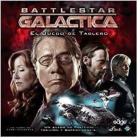 Battlestar Galactica Jeu de table edge Entertainment edgbg01