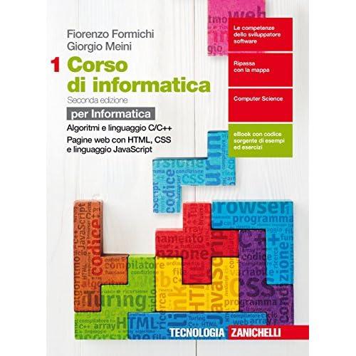 Corso Di Informatica. Per Le Scuole Superiori. Con Contenuto Digitale (Fornito Elettronicamente): 1