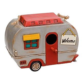 bird house. vintage campervan birdhouse. 1950's Bird house. Vintage Campervan Birdhouse. 1950's 51dxzE 2B9r0L