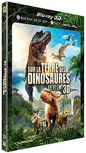 Sur la terre des dinosaures : Le Film [Combo Blu-ray 3D + Blu-ray + DVD + Copie digitale]