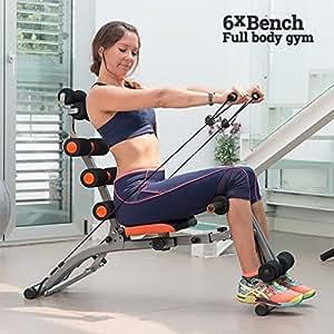 Banc de Musculation Six Pack Care