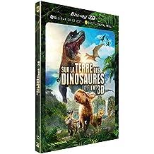 Jurassic Park - Sur La Terre Des Dinosaures : Le Film [Combo Blu-Ray 3D + Blu-Ray + Dvd + Copie Digitale] (2 Blu-Ray) [Edizione: Francia];Walking with Dinosaurs 3D