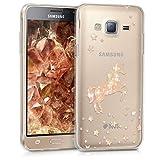 Hülle für Samsung Galaxy J3 (2016) DUOS - kwmobile TPU