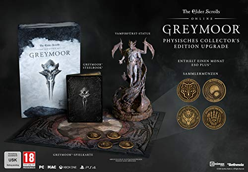 The Elder Scrolls Online: Greymoor - Collectors Edition [PlayStation 4]