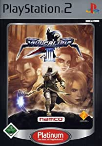 Soul Calibur 3 - Platinum