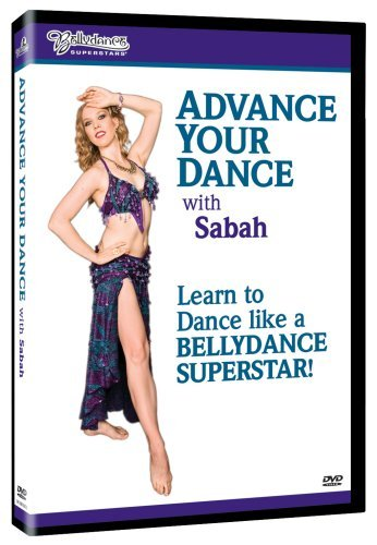 Preisvergleich Produktbild Bellydance Superstars present SABAH: Advance Your Dance with Sabah
