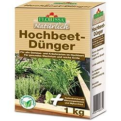 Florissa Hochbeetdünger 1 kg