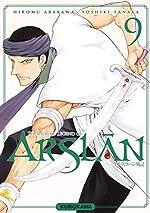 Arslân - T9 (9) de Hiromu ARAKAWA