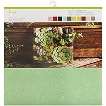 Cricut feltro Summer Sky sampler, carta, multicolore, 31x 31x 0.5cm