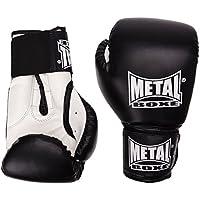 Metal Boxe PB480 - Guantes de boxeo, color negro - negro, tamaño 8 oz