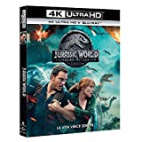Jurassic World: Il Regno Distrutto (Blu-Ray 4K Ultra HD+Blu-Ray) [Italia] [Blu-ray]