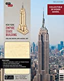 INCREDIBUILDS: NEW YORK: EMPIRE STATE BUILDING DELUXE BOOK AND MODEL SET