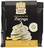 Nonna Anita Preparato in Polvere per Meringhe, Senza Glutine - 100 gr - [confezione da 4]