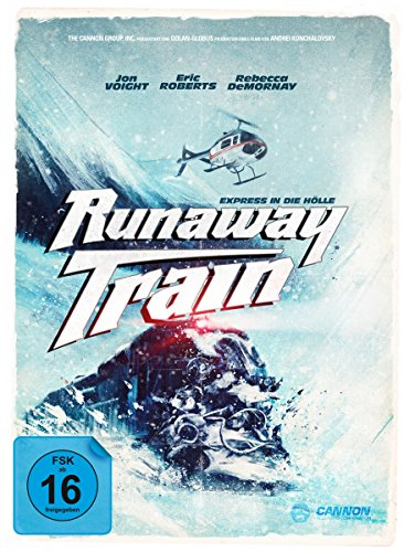 Express in die Hölle - Runaway Train (2-Disc Limited Collector's Edition) [Blu-ray] -