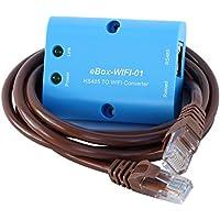 Módulo WIFI para vigilancia y programación a Solar controlador de carga a través de la aplicación móvil (incluye 1,9m cable)