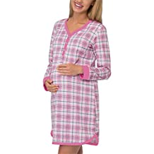 Cornette Camisón Camisones Pijamas Vestido de dormir Lactancia Premamá ...