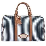 Reisetasche, iTECHOR Unisex Große Kapazitäts Segeltuchtasche Spielraum Beutel Düffel Umhängetasche Handtasche Gepäcktasche Reisegepäck Reisetasche für Reise Ausflug