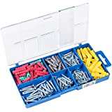 CONNEX DP8500057 Wood Screw and Anchor Kit (160 Pieces)