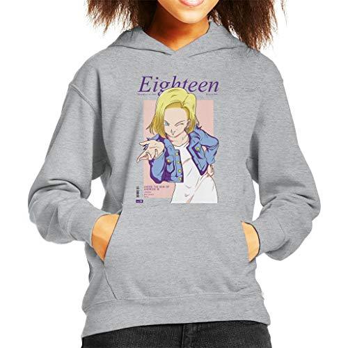Dragon Ball Z Kid's Hooded Sweatshirt ()