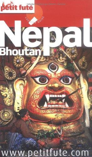 Petit Futé Népal Bhoutan