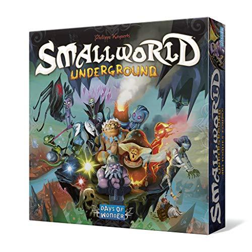 Edge Entertainment-Smallworld: Underground, SmallWorld (edgdw7909)