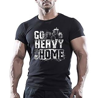 Arubas-uk Herren T-Shirt Schwarz schwarz, Schwarz