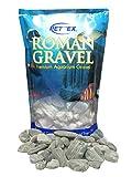 Pettex - Roman Gravel - Ghiaia per acquari (2kg) (Sabbia mista )