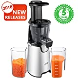 Aicok Slow Masticating juicer, Juice Extractor with Quite Motor for High Nutrient Fruit - Best Reviews Guide