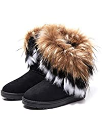 buy popular c416d 81fac Suchergebnis auf Amazon.de für: Pelz: Schuhe & Handtaschen