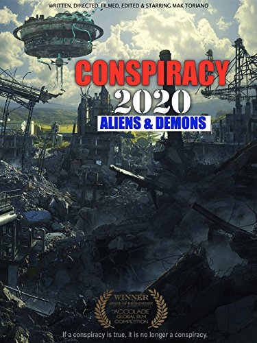 Conspiracy 2020 Aliens & Demons