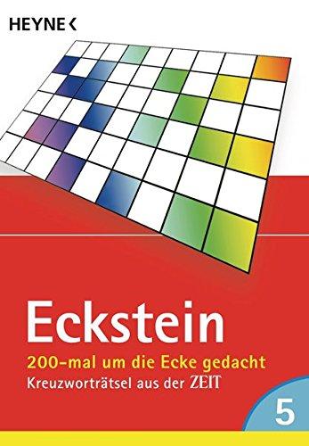 Preisvergleich Produktbild 200-mal um die Ecke gedacht, Band 5: Kreuzworträtsel aus der ZEIT