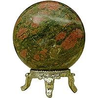 Harmonize Reiki Healing Stone Stone Balancing Unakite Kugel Ball Kunsttischdekoration preisvergleich bei billige-tabletten.eu
