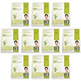 Dermal Korea Collagen Essence Mask- Olive (10 pack)