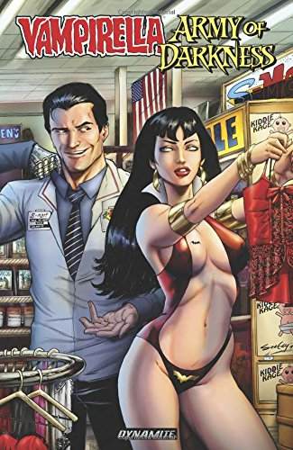 Vampirella/Army of Darkness por Mark Rahner