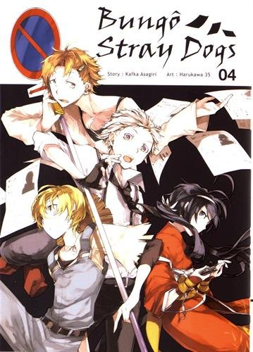 Bungô stray dogs T04