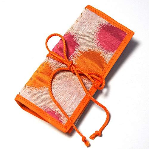 Schmuckrolle, Schmucktasche, Schmucketui, Geschenk für Damen
