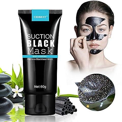 Creme Visage Femme - Point Noir Masque, Black Head Masque ,