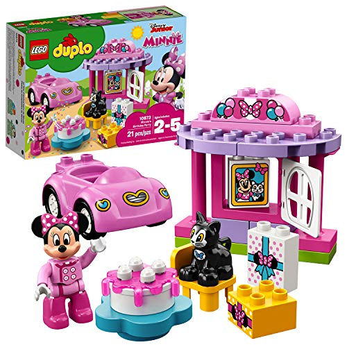 LEGO Duplo Disney - Fiesta cumpleaños Minnie 10873