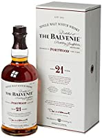 Balvenie Malt 21 Year Old Portwood Single Malt Whisky, 70 cl from Balvenie
