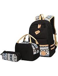 Sac à dos léger décontracté Lababe, cartable, sac à dos pour ordinateur portable pour filles A-