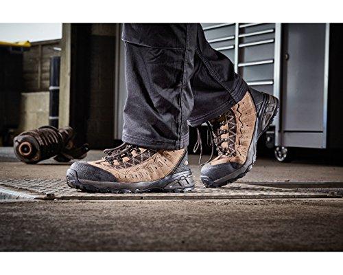 DickiesGironde Boot - Scarpe Antinfortunistiche uomo Grigio