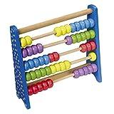 Calcolatrice consolidata nel corso dei secoli con un allegro design colorata adatto ai bambini.