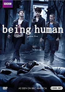 Being Human: Season 5 [DVD] [Region 1] [US Import] [NTSC]