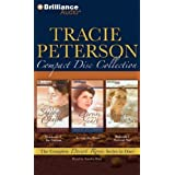 Tracie Peterson CD Collection: Shadows of the Canyon, Across the Years, Beneath a Harvest Sky (Desert Roses Series) by Peterson, Tracie (2011) Audio CD