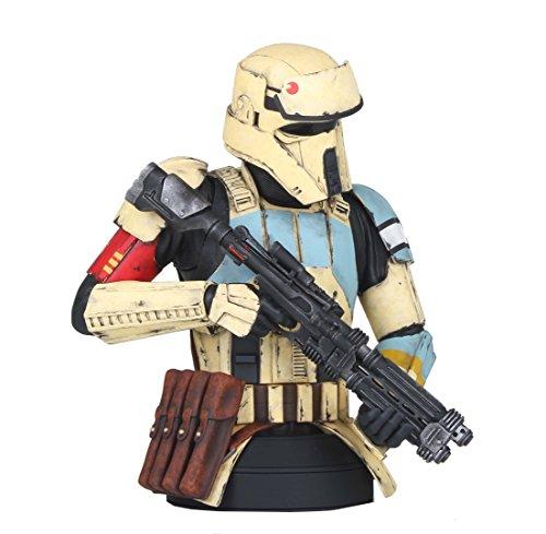 GGG80719 Star Wars Shoretrooper Mini Busto: Rogue 1 Figura, Escala 1:6