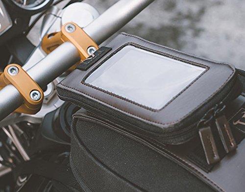 """SW-MOTECH Legend Gear Smartphone-Tasche LA3 Zusatztasche. Touch-kompatibel. Display bis 5,5\"""""""